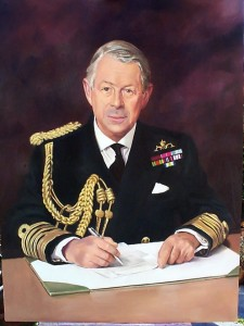 ADMIRAL OF THE FLEET SIR JOHN FIELDHOUSE